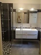 rekonstrukce koupelny a WC, Praha 7