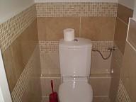 koupelna a WC, Praha 8