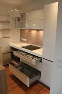 rekonstrukce kuchyně, Praha 9